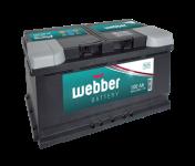 WEBBER  12V/100 Ah   CZ