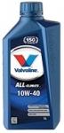 VALVOLINE ALL CLIMATE 10W-40 1L