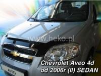 Deflektor kapoty Chevrolet Aveo 2006- (sedan)