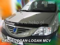 Deflektor kapoty Dacia Logan 2004-