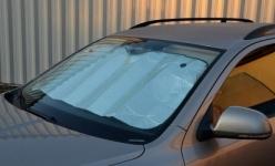 Letné ochrana čelného skla