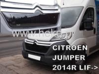 Zimná clona chladiča Citroen Jumper 2014