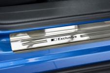Prahové lišty Mazda CX-3 2015-