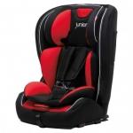 Detská autosedačka Premium Plus (červená)