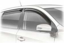 Deflektory okien Škoda Octavia III. 2013- (5 dverí, ...