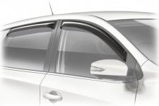 Deflektory okien Škoda Fabia II. 2007-2014 (5 dverí, ...