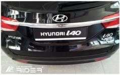 Ochranná lišta hrany kufra Hyundai i40 2011-