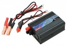 Menič napätia 12V-230V 300W + USB