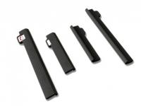 Chránič dverí R-Stick (4 dvere, čierny)