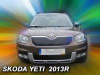 Zimná clona chladiča Škoda Yeti roky 2013 (po facelifte)