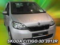 Zimná clona chladiča Škoda Citigo 2012-