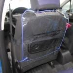Ochranný návlek zadnej strany sedadlá PIGI