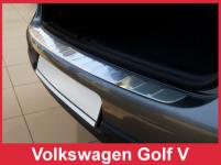 Ochranná lišta hrany kufra VW Golf V. 2003-2008 ...