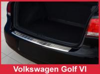 Ochranná lišta hrany kufra VW Golf VI. 2008-2012 ...