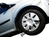 Lemy blatníkov Dacia Duster 2010-