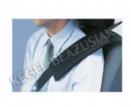 Poťah na bezpečnostný pás čierny