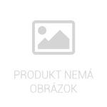 Gumové autokoberce Toyota ProAce 2016- (3. rad)