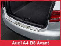 Ochranná lišta hrany kufra Audi A4 2007-2012 ...