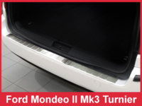 Ochranná lišta hrany kufra Ford Mondeo 2000-2007 ...