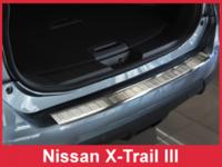 Ochranná lišta hrany kufra Nissan X-Trail 2014-2017