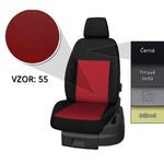 Presné autopoťahy Opel Vivaro 2014 (6 miest)