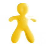 Vůně do auta Mr&Mrs Fragrance (Vanilla, žlutá)