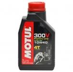 MOTUL 300V FACTORY LINE 4T 10W-40 1L
