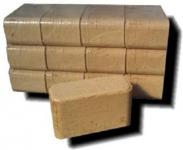 Brikety hranaté drevené 10kg