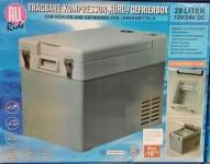 Chladiaci box 28 ltr 12/24V Kompresor