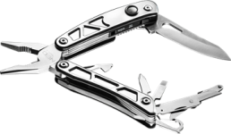 Multifunkčné náradie, 7 prvkov, veľký nôž, ...