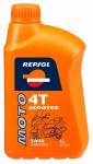 REPSOL MOTO SCOOTER 4T 5W-40 1L