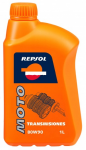 REPSOL MOTO TRANSMISIONES 80W-90 1L