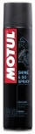 MOTUL E10 SHINE & GO SPRAY 400ml