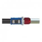 Smart konektor hliníkový 180 stopňů - 3/8' ...