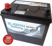 BJORN batterie AZIA 12V/60Ah Ľ  (BA0601)