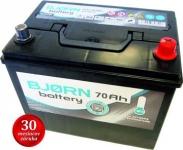 BJORN batterie AZIA 12V/70Ah P  (BA0700)