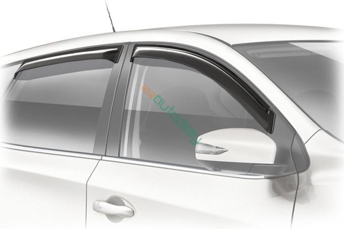 Deflektory okien Škoda Octavia II. 2005-2013 predné