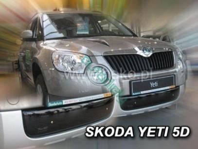 Zimná clona chladiča Škoda Yeti 2009-2013 (dolná)