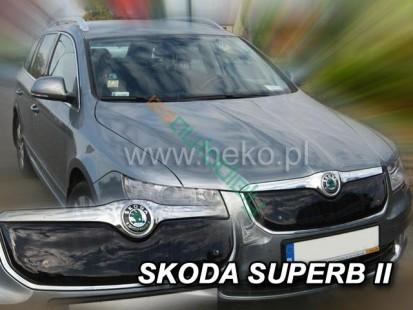 Zimná clona chladiča Škoda Superb II. 2008-2013 (horná)