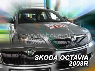 Zimná clona chladiča Škoda Octavia II. 2009-2013 (horná)