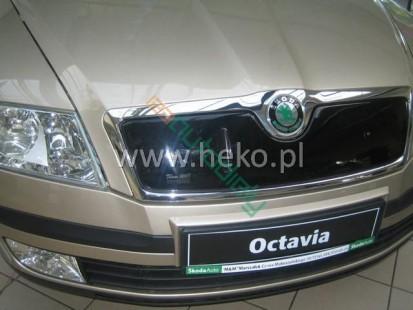 Zimná clona chladiča Škoda Octavia II. 2004-2008 (horná)