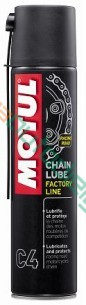 MOTUL C4 CHAIN LUBE FACTORY LINE 400ml
