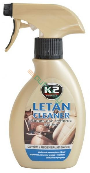 K2 LETAN čistič kože 250ml