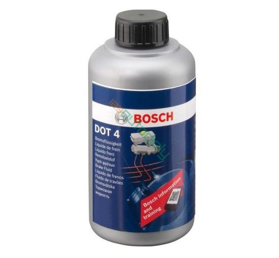 BOSCH BRAKE FLUID DOT 4 500ml